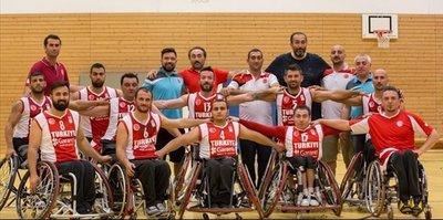 Avrupa Tekerlekli Sandalye Basketbol Şampiyonası