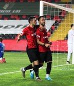 Gaziantep FK'dan efsane dönüş!