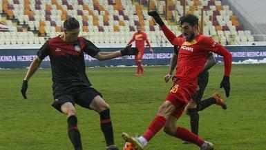 Yeni Malatyaspor - Fatih Karagümrük: 0-0 (MAÇ SONUCU - ÖZET)