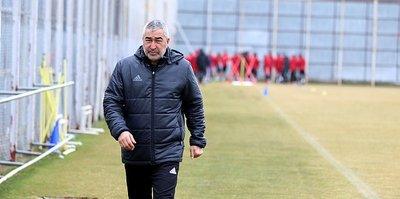 Sivasspor'da, Kasımpaşa hazırlıkları