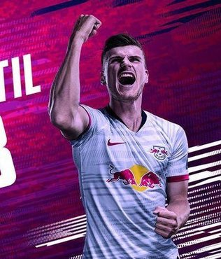 Leipzig Timo Werner'in sözleşmesini uzattı