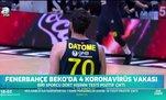 Fenerbahçe'de 4 corona virüsü vakası
