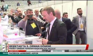 Beşiktaş'ta 5. Orman dönemi
