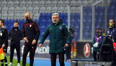Başakşehir teknik direktörü Aykut Kocaman'dan 'ligde kalma' açıklaması