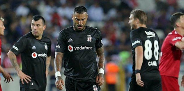 Beşiktaş: Quaresma'ya kulüp bulması için izin verdik
