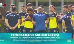 Fenerbahçe'de sol bek arayışı