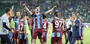 Son 8 sezonun en iyi Trabzonspor'u!
