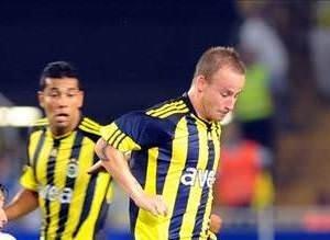 Fenerbahçe - PAOK (UEFA Avrupa Ligi play-off turu rövanş maçı)