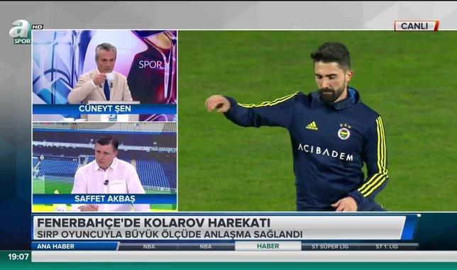 Saffet Akbaş: Fenerbahçe'ye en az 10 yeni oyuncu gerekiyor