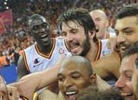Galatasaray'ın şampiyonluğundan kareler
