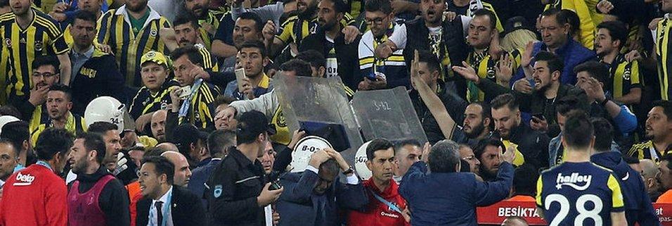 Olaylı Fenerbahçe-Beşiktaş derbisine kriminal inceleme!