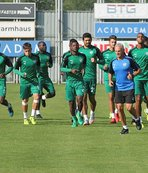Bursaspor'da Sivasspor maçı hazırlıkları başladı