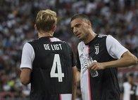 Juventus taraftarının De Ligt isyanı! ''Merih Demiral daha iyi''