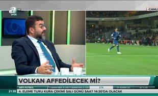 Emre Bol: Volkan, Ali Koç ile bir araya gelecek ve özür dileyecek