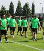 Akhisar Belediyespor, Süper Kupa maçı hazırlıkları