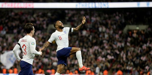 İngiltere Milli Takımı oyuncularından anlamlı hareket! Corona virüsü... - Futbol -