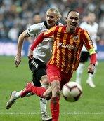 Kayserispor'da 3 futbolcu tam oynadı