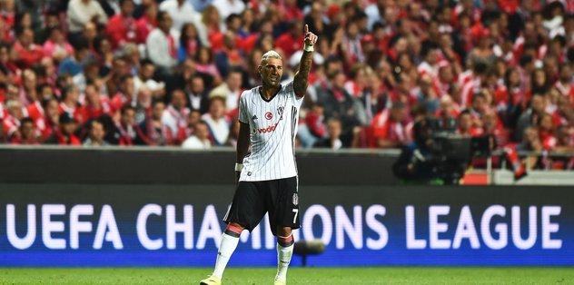 UEFA'DAN QUARESMA PAYLAŞIMI
