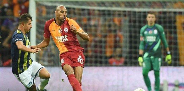Galatasaray ilk yarıyı Fenerbahçe'nin üzerinde bitirebilir