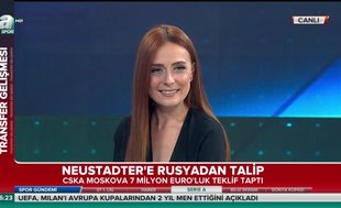 Neustadter'e Rusya'dan dev teklif