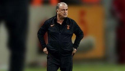 Galatasaray - Alanyaspor maçında gerginlik! Fatih Terim ve Davidson...