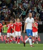 Rusya, Çekya'yı rahat geçti
