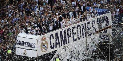 Her yerde Madrid!