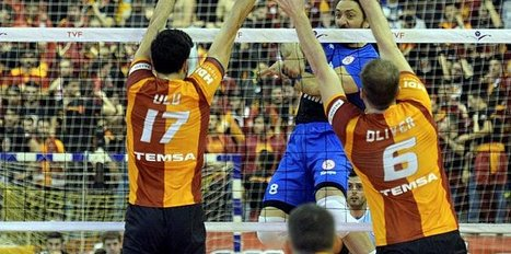 Galatasaray'dan kıl payı galibiyet