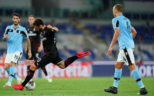 lazio 0 3 milan mac sonucu 1593899509043 - Lazio 0-3 Milan   MAÇ SONUCU