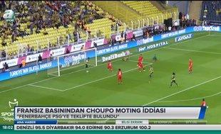 Fransız basınından Choupo Moting iddiası