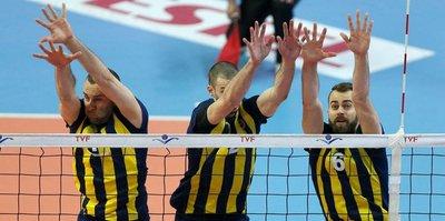 Fenerbahçe kazandı, seriyi eşitledi!