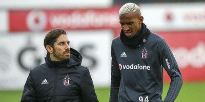 Beşiktaş'ta yıldız oyuncu antrenmanı yarıda bıraktı