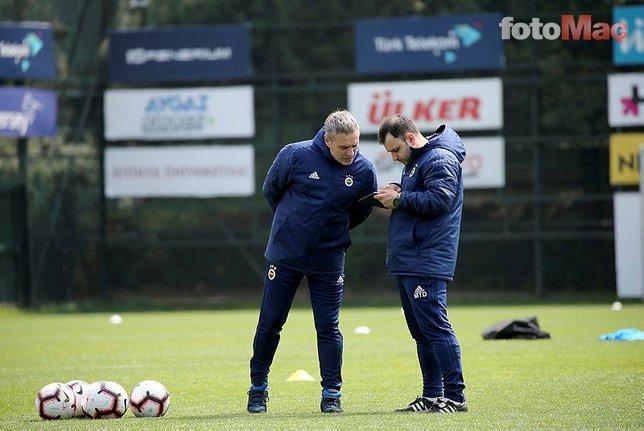 Fenerbahçe'nin sır gibi saklanan transfer operasyonu ortaya çıktı