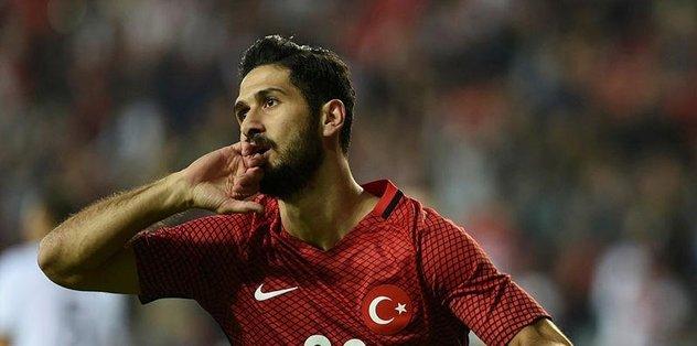 Galatasaray taraftarından Emre Akbaba sesleri