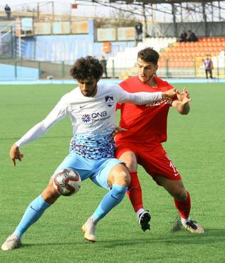 Ümraniyespor tur atladı I 1461 Trabzon 3-1 Ümraniyespor (MAÇ ÖZETİ)