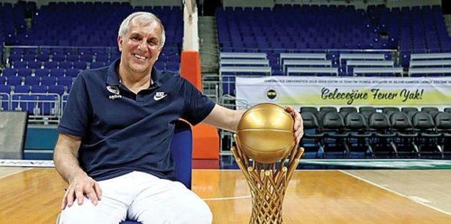 """Zeljko Obradovic: """"Milli oyuncularımızla gurur duyuyoruz"""""""