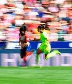 İspanya'da kadınlar futbol maçında izleyici rekoru