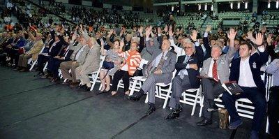 Mali kongre haftaya