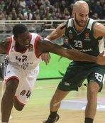Panathinaikos defeats Anadolu Efes in Euroleague