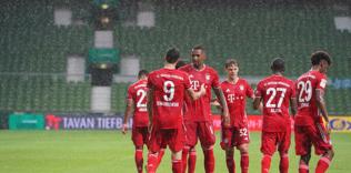 """bayern munih ust uste 8 kez sampiyon 1592347602683 - Haaland'dan şok Bayern sözleri! """"Nefret ediyorum"""""""