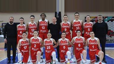 Son dakika spor haberi: FIBA Kadınlar Avrupa Basketbol Şampiyonası'nda rakiplerimiz belli oldu