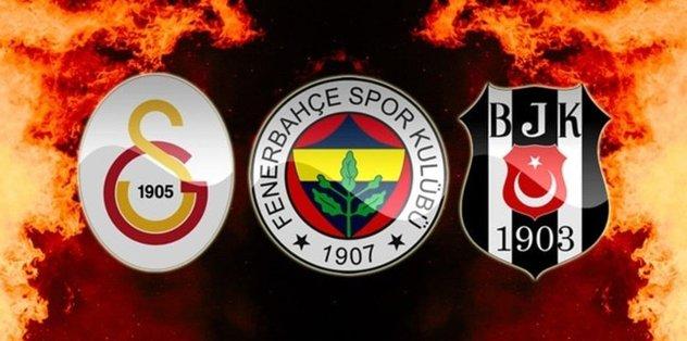 Galatasaray Fenerbahçe ve Beşiktaş büyük sıkıntılar yaşayacak