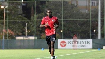 Alanyaspor'da Babacar sevinci! Başakşehir maçı öncesi...