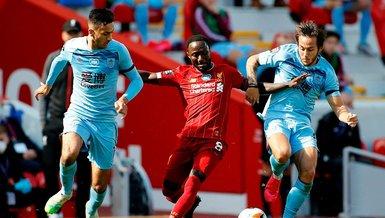 Liverpool 1-1 Burnley | MAÇ SONUCU