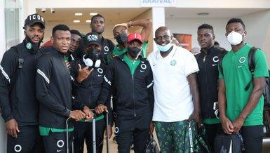 Son dakika spor haberleri: Nijerya Futbol Federasyonu'ndan sıradışı karar! Onyekuru ve Etebo...