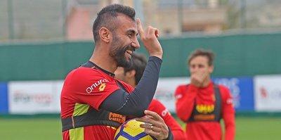 Göztepe'de Kasımpaşa maçı hazırlıkları