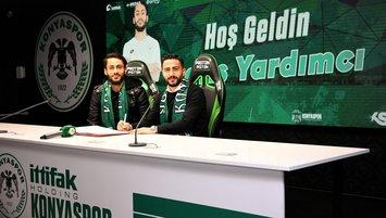Konyaspor Barış Yardımcı'yı transfer etti