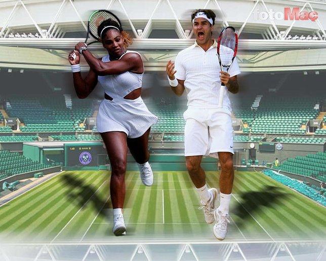 Wimbledon'da tarihi an! Rekor...