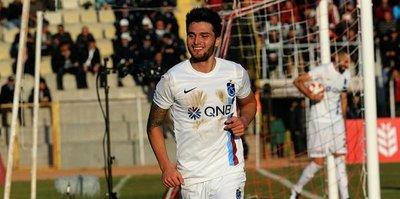 Trabzonspor'un en hırçını Okay Yokuşlu