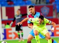 Trabzonspor UEFA Avrupa Ligi'ne damga vurdu!